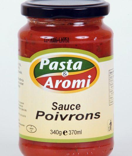 Sauce poivrons