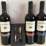 colis 3 vins italiens