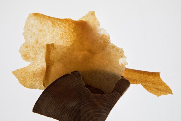 Chips de polenta pâtes artisanales des alpes