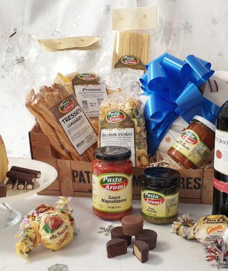 caisse italie pâtes artisanales des alpes